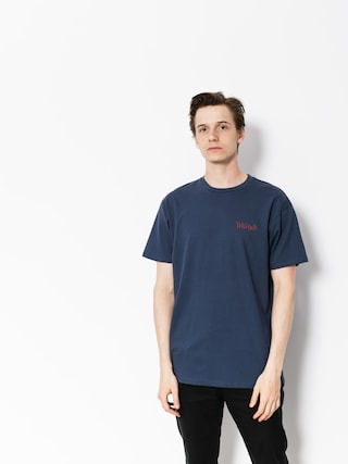 T-shirt Welcome Candle (harbour blue)