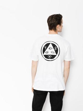 T-shirt Welcome Talisman (white/black)