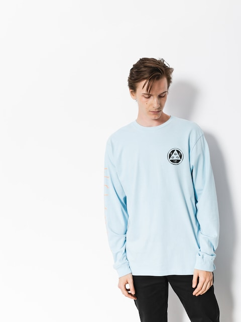 Longsleeve Welcome Creepers (powder blue)