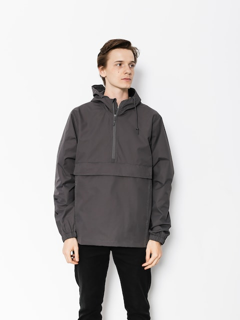 Kurtka Welcome Tali Scrawl Anorak (graphite/black)