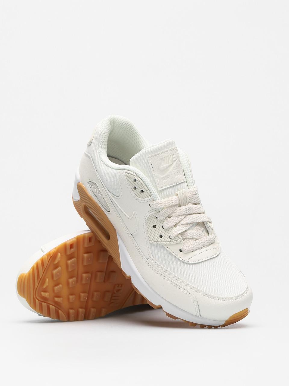 Buty Nike Air Max 90 Premium Wmn (sailsail gum light brown