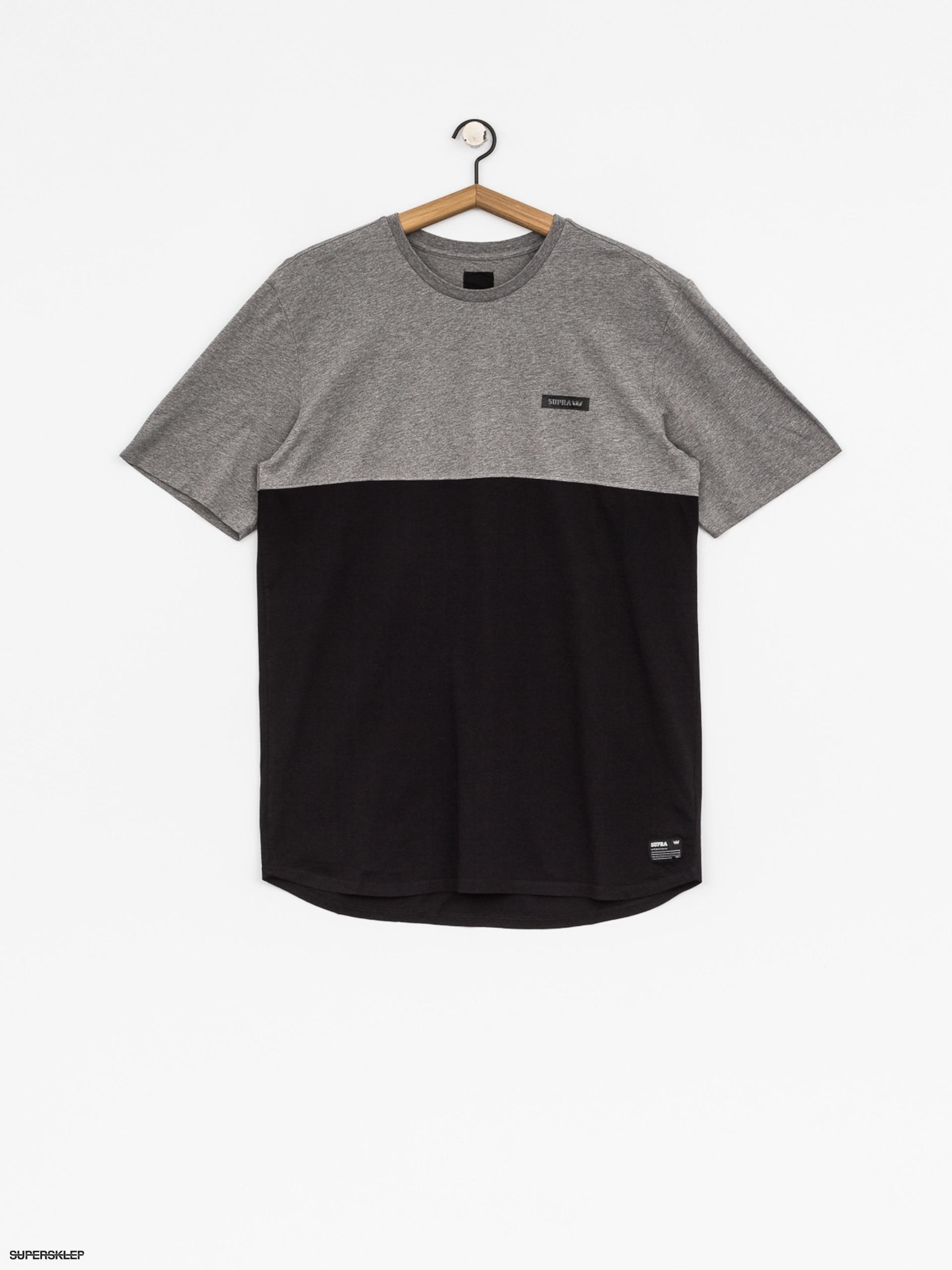 T-shirt Supra Block Crew