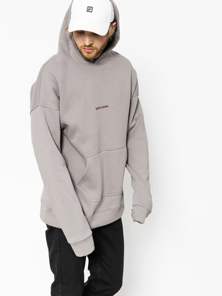 Bluza z kapturem The Hive Easy Livin HD (mouse grey)