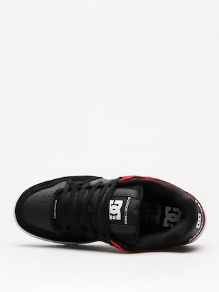 Buty DC Manteca (black/athletic red)