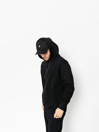 Bluza z kapturem Nervous Lace HD (black)