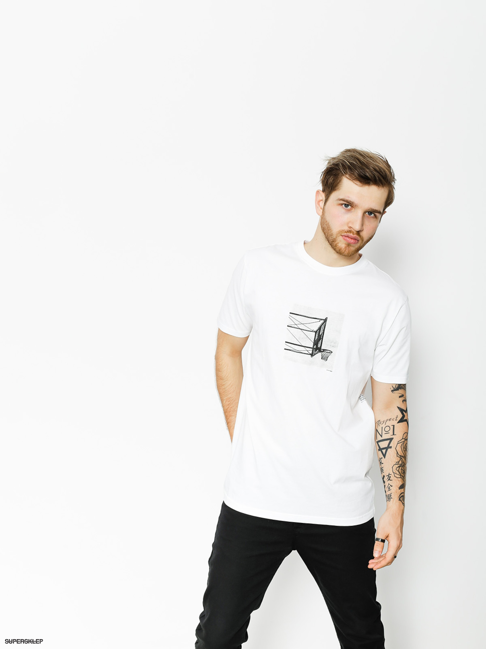 T-shirt K1x Soho Photo (white)