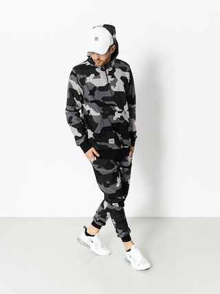 Spodnie Stoprocent Camu Drs (black)