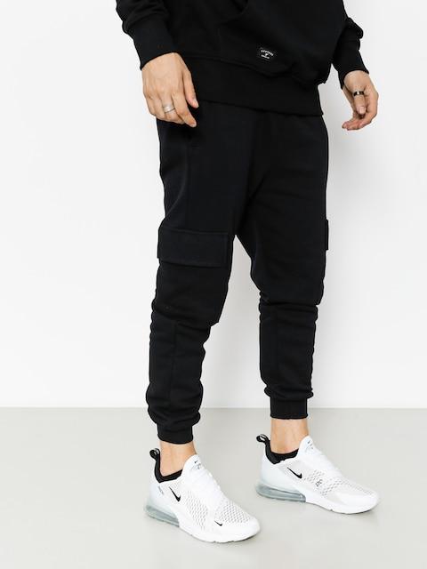 Spodnie Stoprocent Vintage Jogger (black)