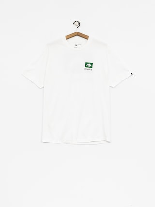 T-shirt Emerica Brand Combo (white)