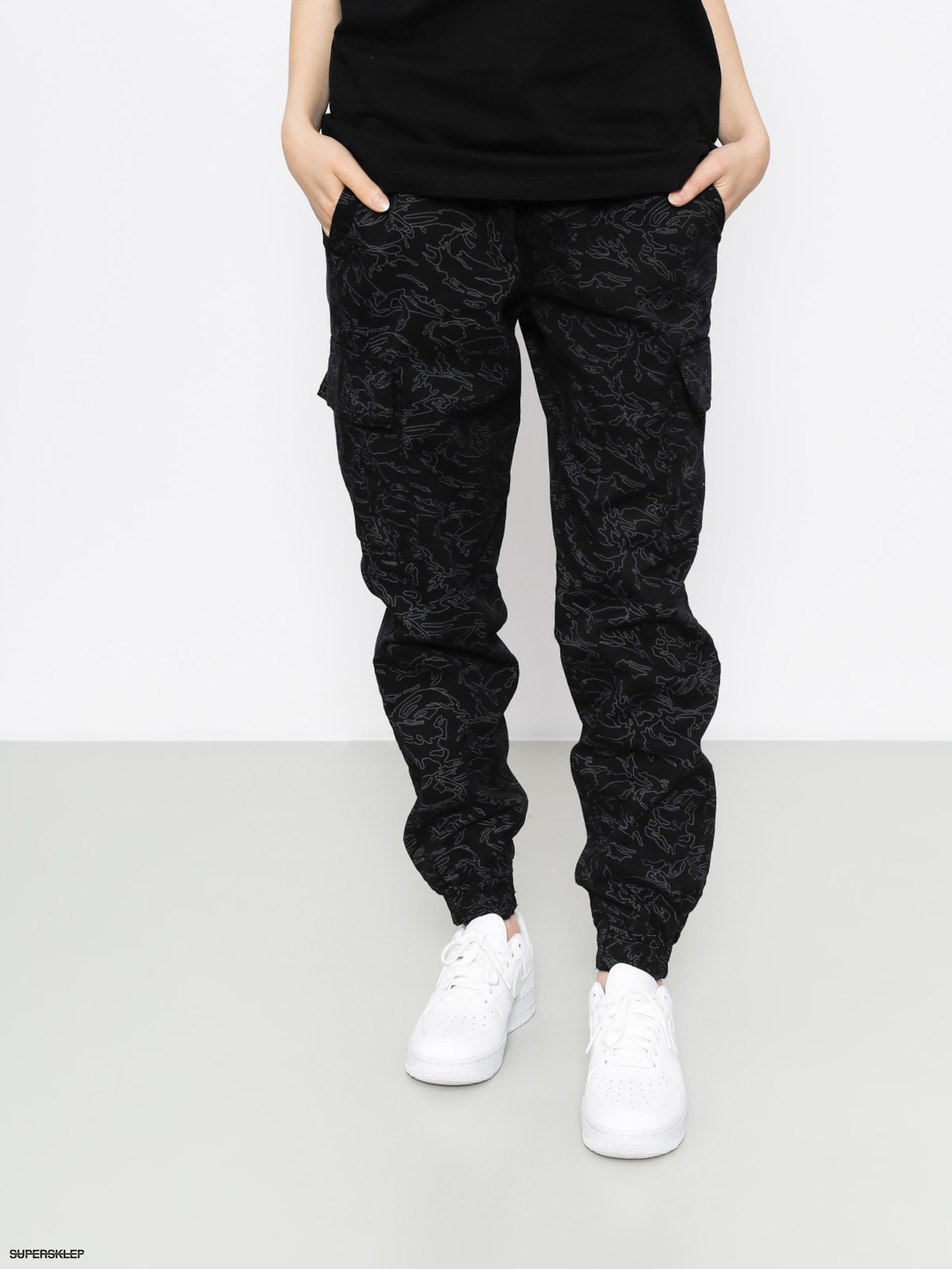 Spodnie Diamante Wear Flight School Hunter Jogger
