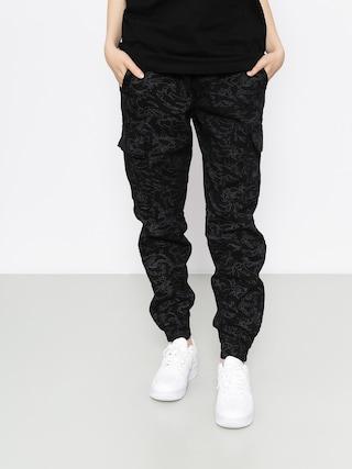 Spodnie Diamante Wear Flight School Hunter Jogger (black camo)