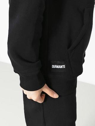 Bluza z kapturem Diamante Wear I See Dead Haters HD (black/red)