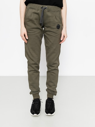 Spodnie Majesty Adventure Drs Wmn (army green)