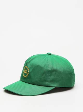 Czapka z daszkiem Brixton Bound ZD (green)
