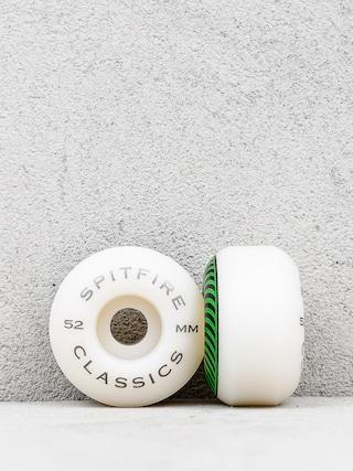 Kółka Spitfire Classic (white/green)
