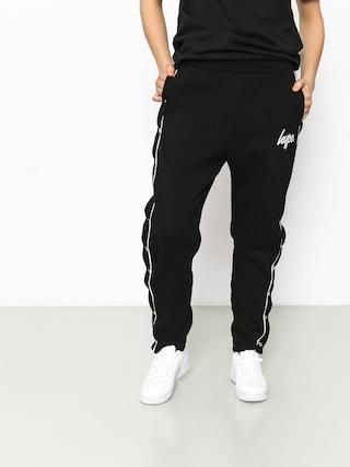 Spodnie Hype Popper Jogger Wmn (black/white)