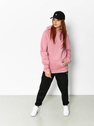 Bluza z kapturem Hype Embroidered HD Wmn (pink/pink)