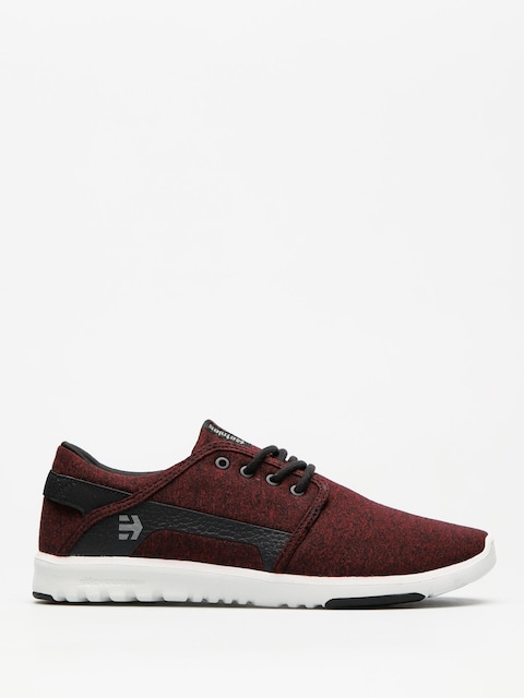 Buty Etnies Scout (black/red/black)