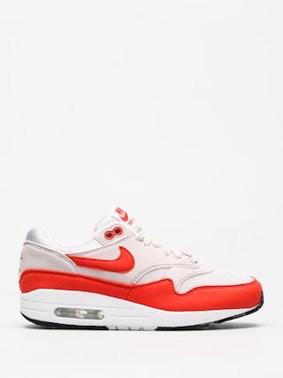 Buty Nike Air Max 1 Wmn (vast grey/habanero red)