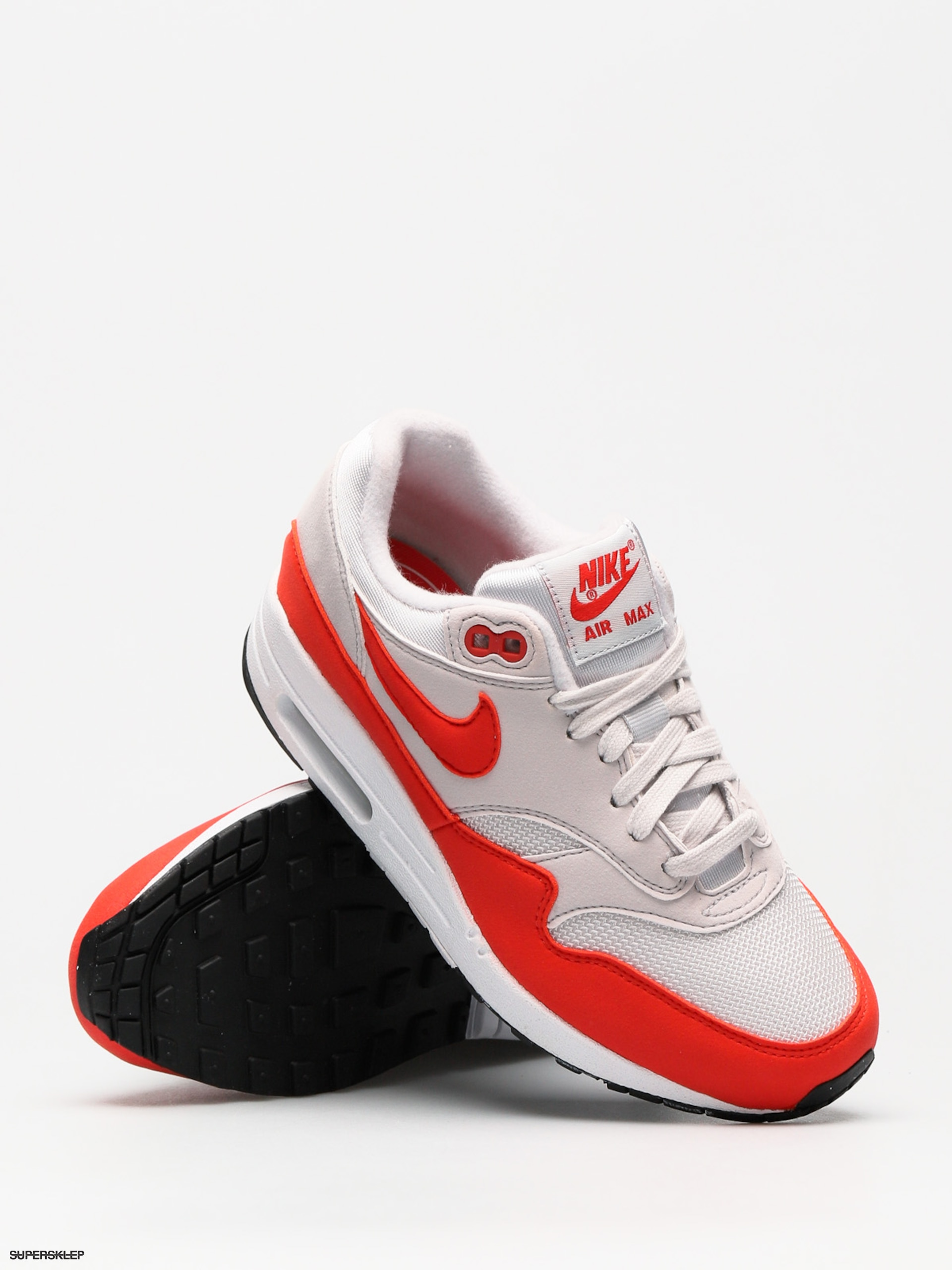 Nike Air Max 95 SE Shoe vast grey midnight navy habanero red