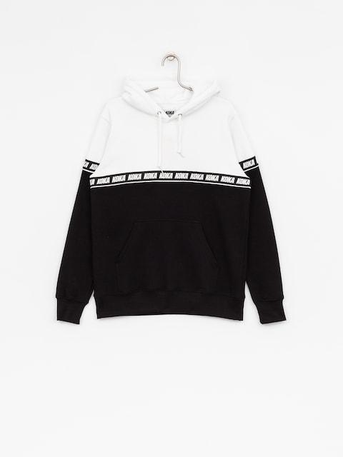 Bluza z kapturem Koka Trap HD (white)