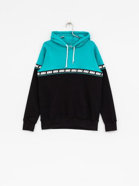Bluza z kapturem Koka Trap HD (turquoise)