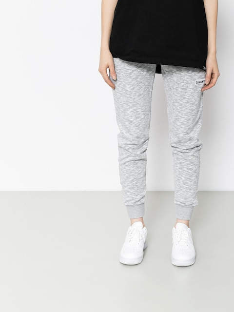 Spodnie Diamante Wear Di Drs Wmn (light grey)