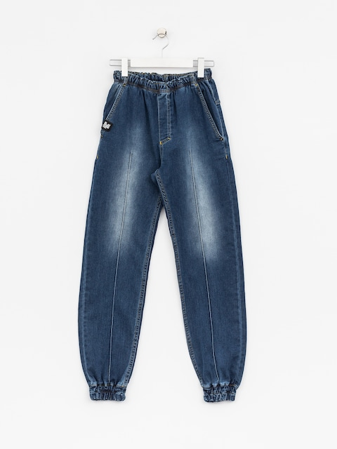Spodnie Stoprocent Sjj Jogger (stitch blue)