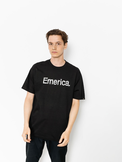 T-shirt Emerica Purely (black)