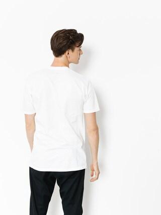 T-shirt Etnies Icon Pocket (white)