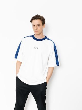 T-shirt Polar Skate Tape Surf (white/navy)
