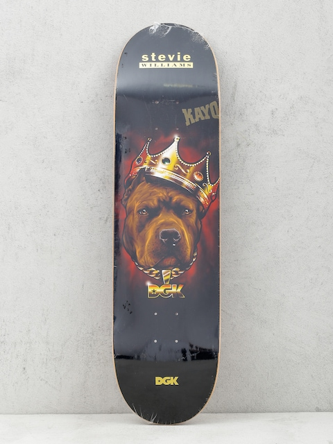 Deck DGK Spirit Animals (stevie williams)