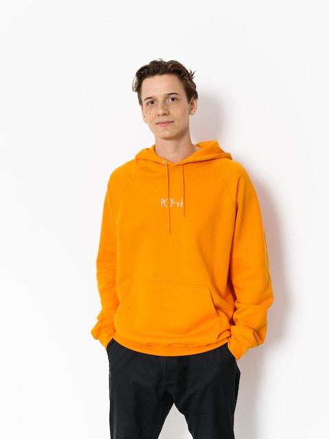 Bluza z kapturem Polar Skate Default HD (orange)