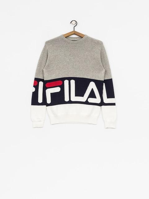 Sweter Fila Blake Wmn (grey melange)