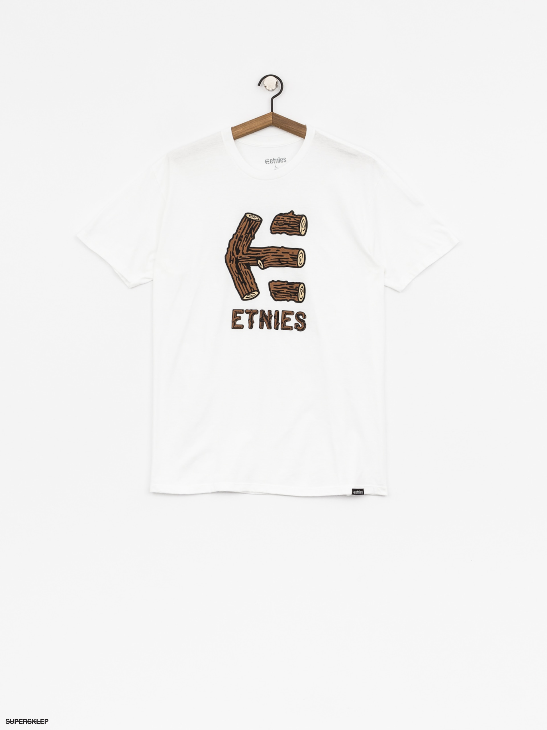 T-shirt Etnies Wood Stack