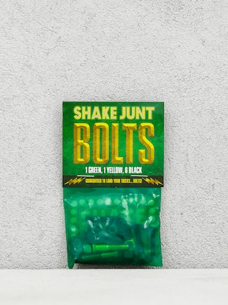 Montażówki Shake Junt Bolts Allen (black/green/yellow)