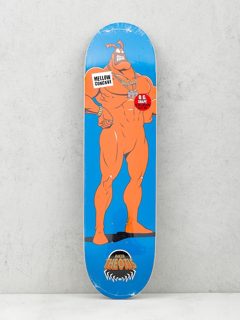 Deck Baker Tb The City (blue/red)