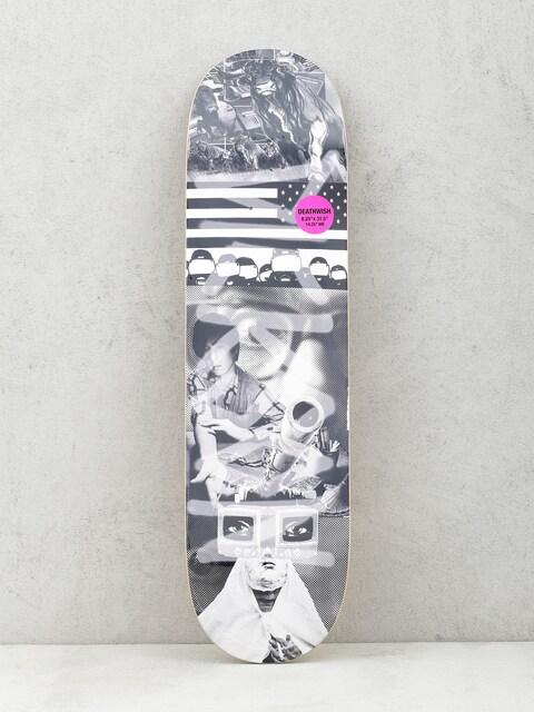 Deck Deathwish Jd Millennia (black/white)