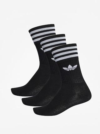 Skarpetki adidas Originals Solid Crew (black/white)