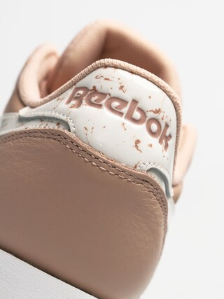 Buty Reebok Classic Leather Wmn (sidestripes bare beige/white)