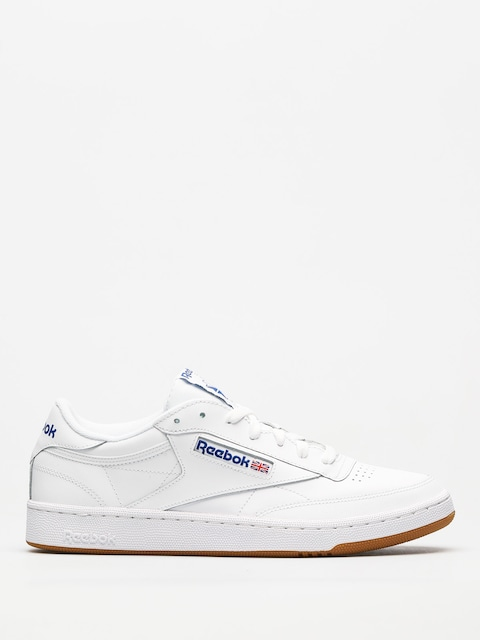 Buty Reebok Club C 85 (white/royal gum)