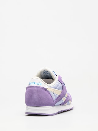 Buty Reebok Cl Nylon Wmn (archive frozen lilac/smoky violet/wht/ath blu)