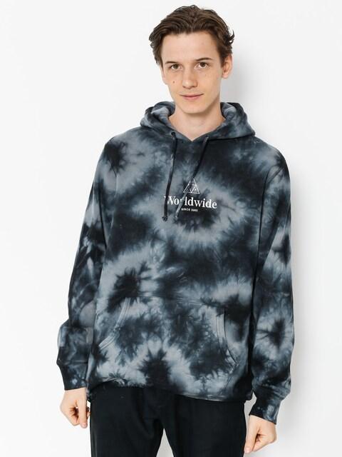 Bluza z kapturem HUF Ww Tt Crystal Wash HD (black crystal wash)