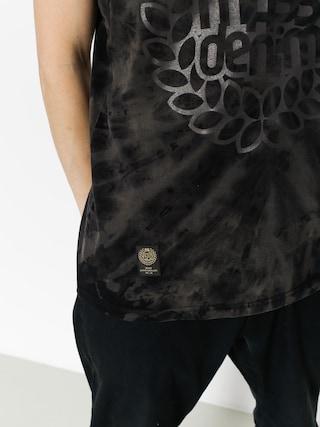 Koszulka MassDnm Base Tie Dye (black)