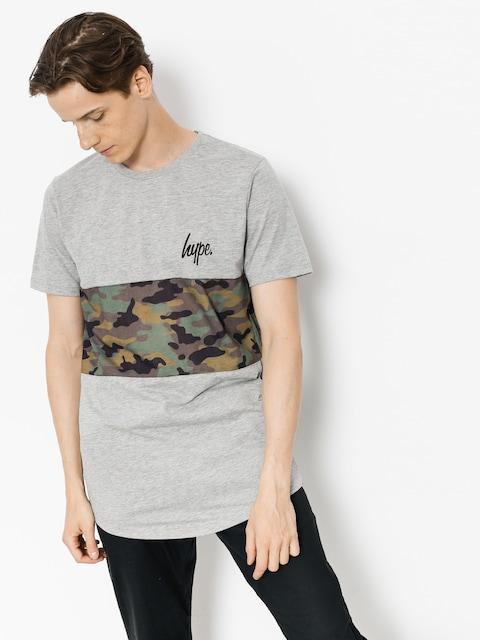 T-shirt Hype Camo Panel
