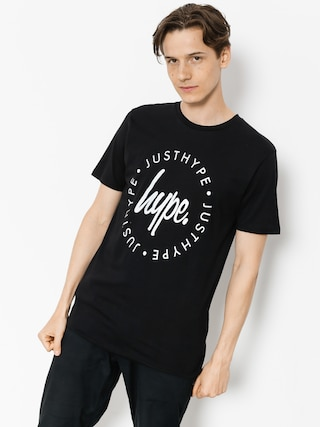 T-shirt Hype Lockup Reflective (black)