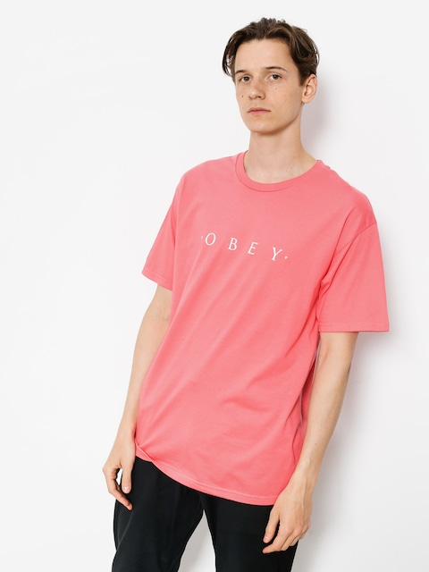 T-shirt OBEY Novel Obey (crl)