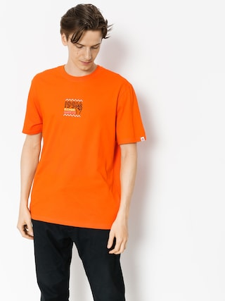 T-shirt Element Bomb Hills Ftm (hazard orange)