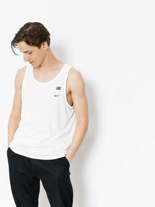 Koszulka Nike SB Sb Dry Mesh (white/vintage coral/deep jungle)