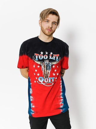T-shirt Emerica Pit Stop (red)